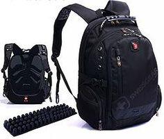 UNISEX SWISSGEAR BACKPACK BAG 15.6'' LAPTOP BAG