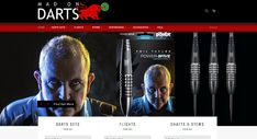 Mad on Darts - We are a UK Online darts superstore stocking the biggest brands in the business. We have thousands of darts products ranging from darts sets to boards to flights & stems.  World Wide Shipping available.