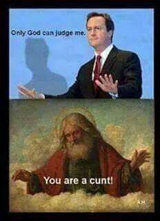 Only time ill agree with god lol