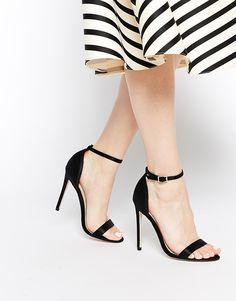 Image 1 of ASOS HOST Heeled Sandals