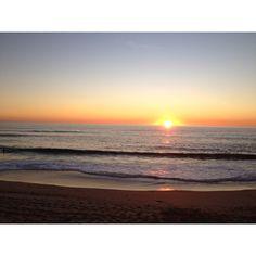 O Mar a apagar o Sol