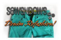 20130604 105055 Summer Denim Refashion For Girls