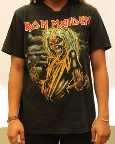 Iron Maiden Shirt Small