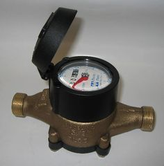 A water meter might help, but what are the problems?