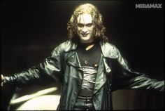 Now up for auction: Brandon Lee's shirt from 'The Crow' - Miramax