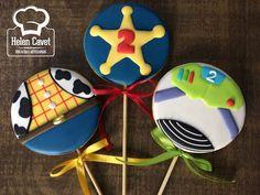 Helen Cavet Bolachas Artesanais: Toy Story
