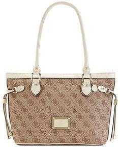GUESS Handbag, Reama Small Classic Tote - All Handbags - Handbags & Accessories - Macy's