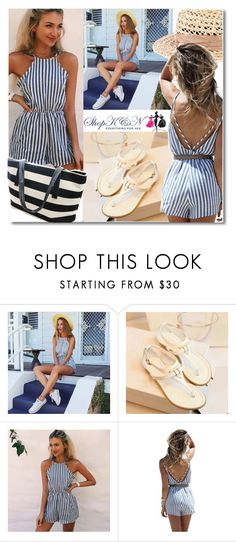 """3. Shop K&N"" by andrea2andare ❤ liked on Polyvore"