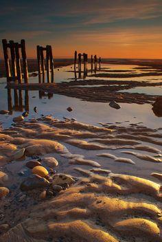 Cambois Beach, Near Blyth | Northumberland | England | Photo By Ben Smith
