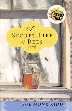 The Secret Life of Bees by Sue Monk Kidd, http://www.amazon.com/dp/0670032379/ref=cm_sw_r_pi_dp_QeX6pb18967ZB