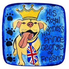 Plate 30 - Prince George of Fresno