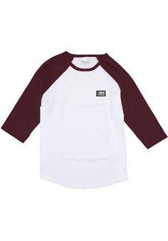 Magenta Label-Raglan - titus-shop.com  #Longsleeve #MenClothing #titus #titusskateshop