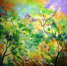 Bahadur-Singh- Nature-12-Oil-on-Canvas-Painitng-EK-15-0016-OL-0002-30x30