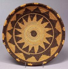 Southwest Coiled Basketry Bowl | Havasupai, c. first quarter 20th century