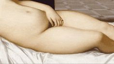 Tiziano – Venere di Urbino   15 Classical Paintings As Beautiful Gifs