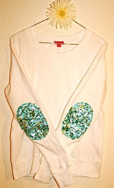 The Dazzle Patch Sweatshirt
