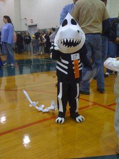 skeleton dino #kids #costumes #dinosaur