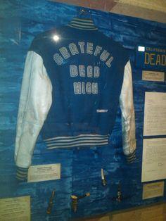 Rock Hall - Dead Exhibit - Tour Jacket