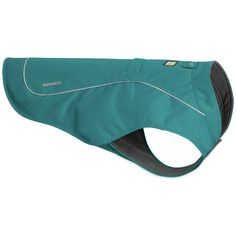 Ruffwear - Vert Dog Jacket - Blue Atoll Hunting Jackets, Hunting Dogs, Dog Jacket, Blue Dog, Dog Chews, Collar And Leash, New Puppy, Large Dogs, Your Best Friend