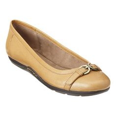 These casual flats have a double faux buckle detailing at the vamp for an updated look. The soft suede insole is extremely cushioned to keep your feet feeling comfortable all day.  Available in 3 great colors!