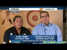 Native American Tribal Leaders Vow To Stop The Keystone XL Pipeline