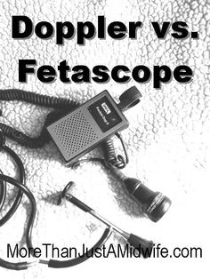 "Missouri Midwife: A fetascope is a modified stethoscope used during pregnancy to listen to the heartbeat of the baby. It has a ""bell"" end that presses against the mother's abdomen and a flat end t… Childbirth Education, Stethoscope, Doula, In A Heartbeat, Missouri, Pregnancy, Flat, Board, Bass"