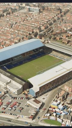 Goodison park late 80.s early 90s