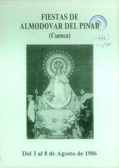 Fiestas de Almodóvar del Pinar (Cuenca), en honor de la Virgen de las Nieves. Del 3 al 8 de agosto de 1986. Carrera lenta de bicicletas. #Fiestaspopulares #AlmodóvardelPinar #Cuenca