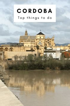 A day trip to Cordoba from Seville is a must when you're visiting the South of Spain. Visit the Mezquita, Roman ruins and explore Cordoba's charm. Andalucia Spain, Andalusia, Portugal Travel Guide, Cordoba Spain, Portuguese Culture, South Of Spain, Places In Europe, Spain And Portugal, Spain Travel