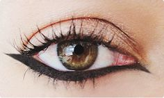 The Upside-Down Cat Eye