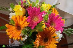 Ramo de Flores Naturales para tu Boda