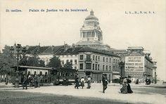 Old Photographs, Photos, Archi Design, Antwerp, Brussels, Vintage Postcards, Belgium, Louvre, France