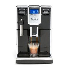 Brand New Gaggia CAREZZA DELUXE RI8525//01 espresso italien /& Cappuccino Machine
