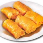 Ovos Moles de Aveiro | Receitas e Menus Mole Recipe, Biscuits, Sweet Potato, Carrots, Potatoes, Vegetables, Desserts, Recipes, Food