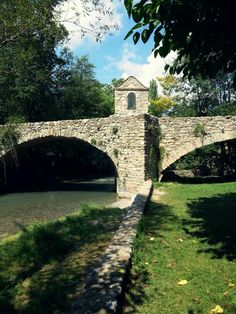Pont vell de Bagà #elbergueda