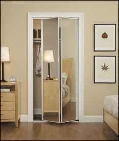 Nice Frameless Mirror Bifold Closet Doors   If Youu0027re Studying Custom Cabinets  Sliding Doors Are An Important Point For One To Th