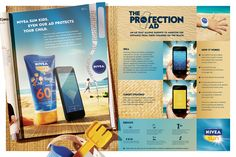"""<strong>""""Nivea Sun Block""""</strong><br /><strong>Nivea Sun Kids - FCB Brasil São Paulo</strong> <br />8 in every 10 people impacted by the ad downloaded the app. The bracelet became object of desire - Nivea receives several requests for it every day. For the first time, it was the segment's sales leader, with a 62% increase in Rio de Janeiro."""