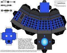 Cubee - Dalek 2010 'Ver2' by CyberDrone.deviantart.com on @deviantART