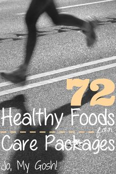 72 Healthy Foods for Care Packages, milspouse,  milspouse, deployment