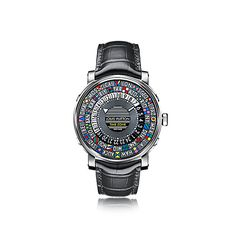 Escale Time Zone - - Relojoaria | LOUIS VUITTON