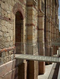 CARMASSI VINCE IL PREMIO MEDAGLIA D'ORO ALL'ARCHITETTURA ITALIANA