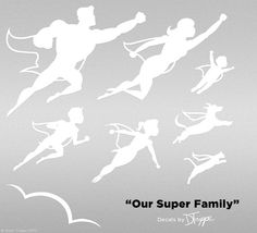 Pinterest - Family car sticker decalsfamily car decal etsy