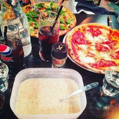 """The fitnesslifestyle be like   #fitness#oatmeal#pizza#gains#shredd#lifesyle#food#instafood#dedication#bikinifitness#inspo#forspo#bikinipro"" Photo taken by @sandrajokicpro on Instagram, pinned via the InstaPin iOS App! http://www.instapinapp.com (09/30/2015)"