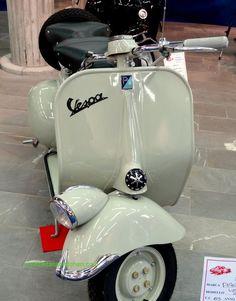 Vintage Vespa 1955