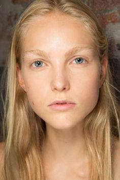 Proenza Schouler Spring 2017 Ready-to-Wear Fashion Show Beauty