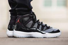 "On Foot: Air Jordan 11 Retro ""72-10"" - EU Kicks: Sneaker Magazine"
