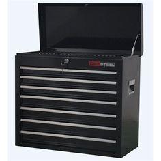 Kobalt Heavy Duty Stainless Steel 3 Drawer Workbench