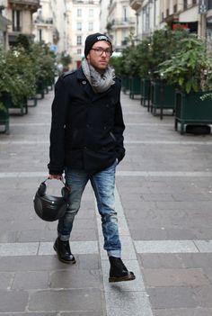 blog homme mode