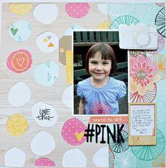 #Pink - Scrapbook.com