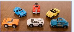 You played with micro machines... My friend Jake always reminds me of the micro machine guy!